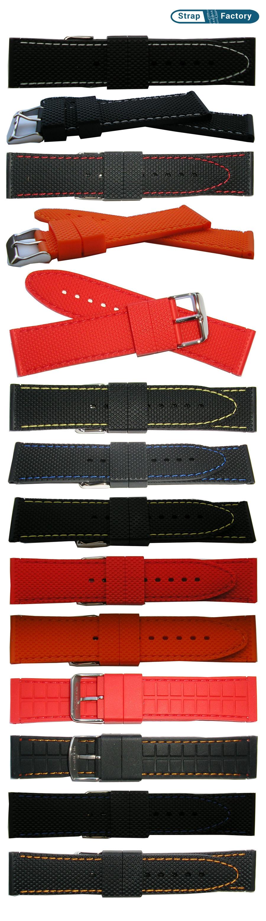 newsite ballistic textured waterproof watch strap