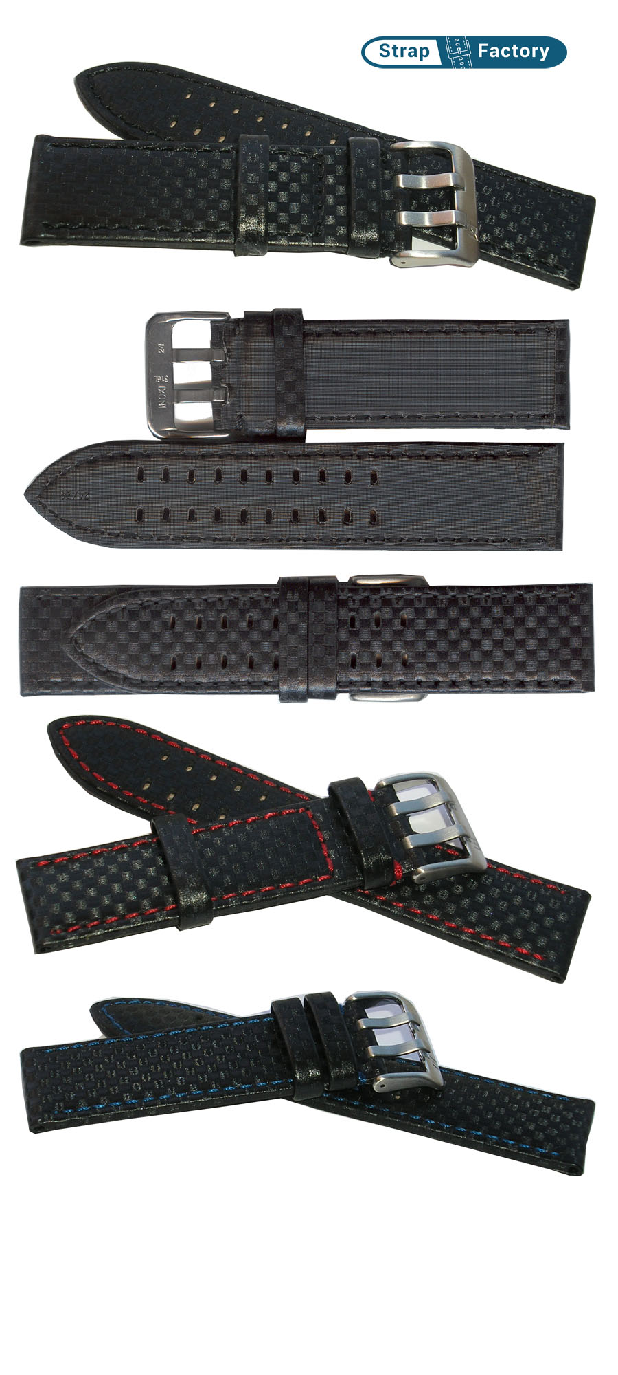 newsite_carbono waterproof watch strap