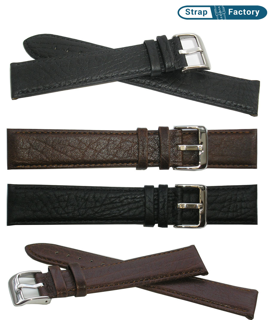newsite saddle calf leather watch strap