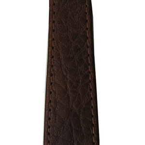 Open End Leather Watch Straps